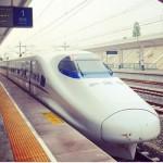 CRH2 train