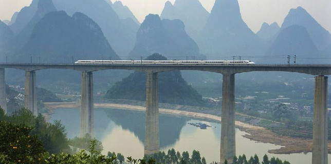 Nanning – Guilin – Yangshuo: Travel by Bullet Trains, Bus