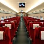 second class seat on crh380a