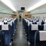 second class seat on crh380a