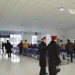 Inside Huangtudian Station
