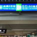 Just follow the sign at Huoying station (霍营 on line 8 and  line 13) to get to Huangtudian Station