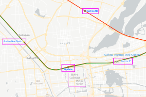 suzhou-railway-map