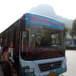 Bus 604 Yangshuo