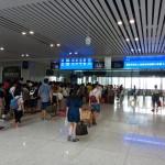 Check-in gate: 11B, 10B, 9B, 8B at Liuzhou Station