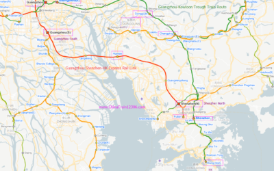 hk-shenzhen-humen-guangzhou-high-speed-train-route